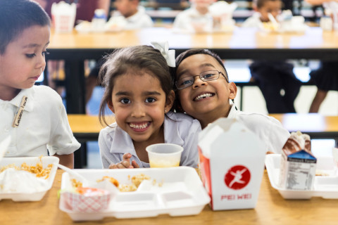 Pei Wei Pledges $10,000 donation to No Kid Hungry (Photo: Business Wire)