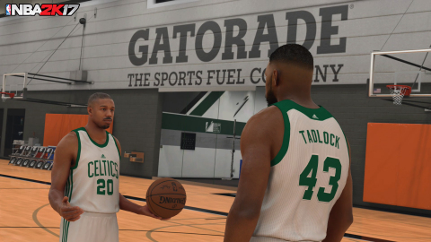 2K today announced that award winning actor Michael B. Jordan will star alongside gamers in the all-new NBA® 2K17 MyCAREER storyline. Jordan's resume boasts starring roles in critically acclaimed films Creed and Fruitvale Station, as well as compelling performances in television shows The Wire and Friday Night Lights. (Photo: Business Wire)