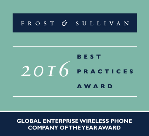 Ascom Receives Frost & Sullivan Best Practices Award for Nurse Workflow Solution (Graphic: Business Wire)