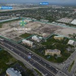 Dania Pointe Aerial View from I-95 (Business Wire)
