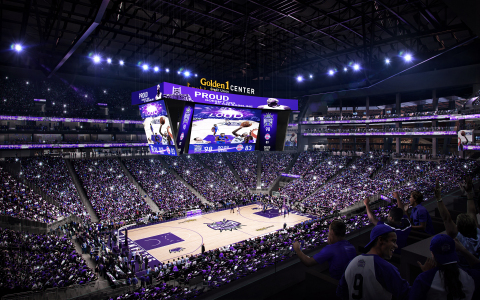 """Golden 1 Center will be the smartest and most connected venue in the world, providing a seamless and intuitive experience for our fans and attendees,"" said Sacramento Kings Chief Technology Officer, Ryan Montoya. (Photo: Business Wire)"