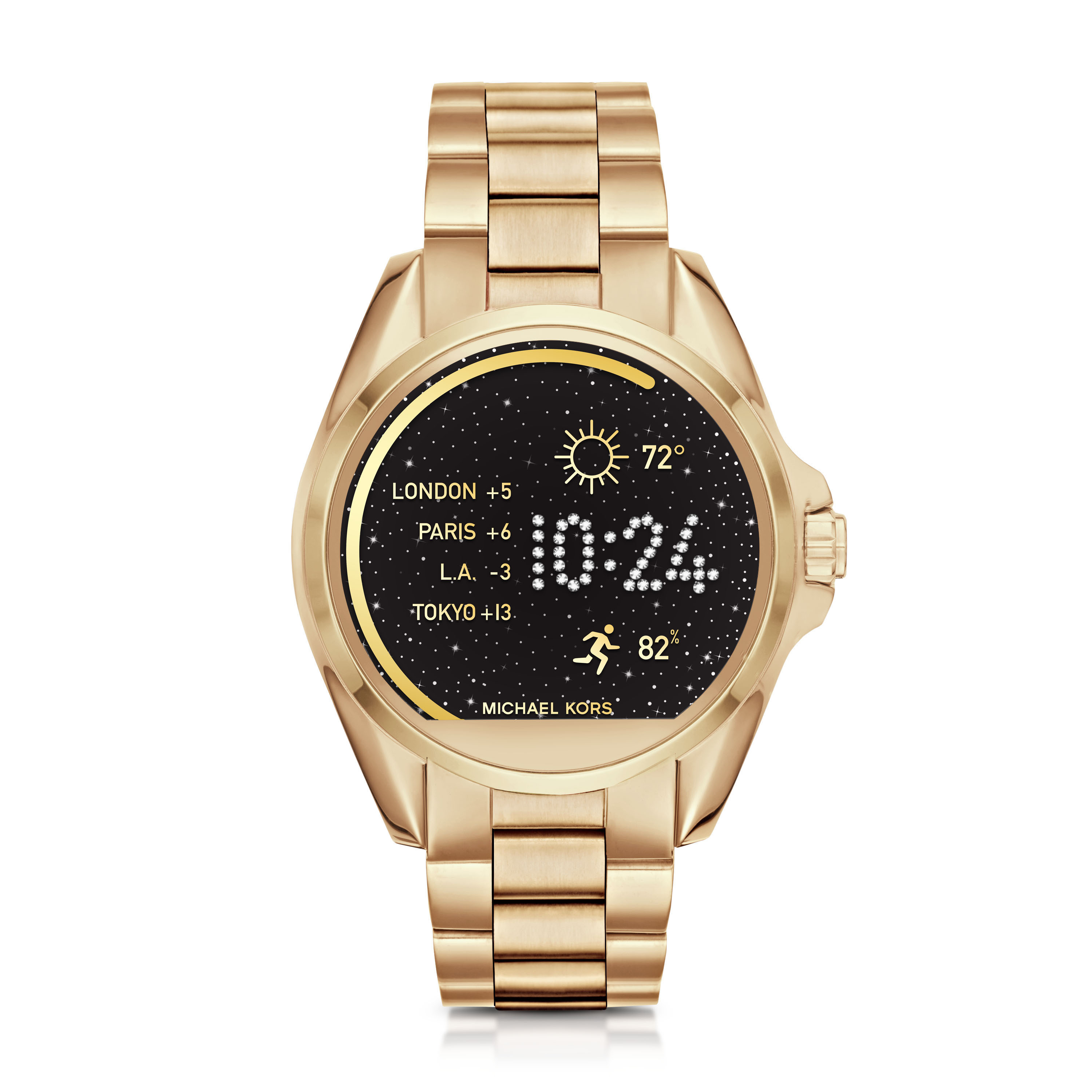 Introducing Michael Kors Access Wearable Technology  Time for Fashion to  Meet the Future   Business Wire 0a2b820dd0
