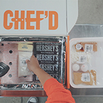 Follow the journey of a Chef'd and Hershey's meal kit box. (Video: Business Wire)
