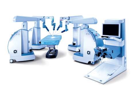 The Senhance™ Surgical Robotic System (Photo: Business Wire)