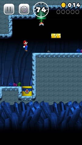 At an Apple event in San Francisco, CA earlier today, Nintendo announced that the leading man of video games will star in Super Mario Run, a full-sized Super Mario Bros. action platformer that has been developed specifically for mobile. (Photo: Business Wire)