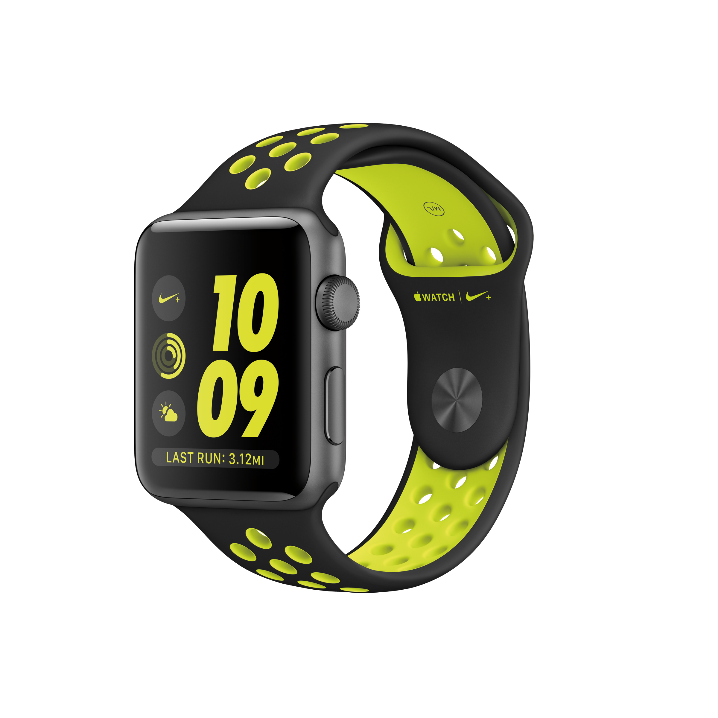 Amplia gama inflación Coherente  Apple & Nike Launch the Perfect Running Partner, Apple Watch Nike+ |  Business Wire