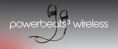 Powerbeats3 Wireless takes one of the world's best-selling wireless earphones to the next level. (Graphic: Business Wire)