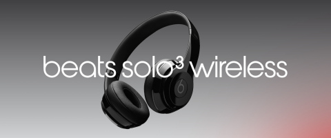 Beats Solo3 Wireless is the next evolution of the already iconic Solo line of on-ear headphones. (Graphic: Business Wire)