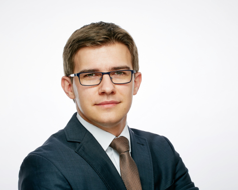 Nikolay Pargov has joined C.H. Robinson as Operations Director, Europe Transportation. (Photo: C.H.  ...