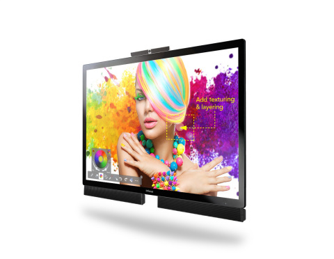 InFocus 70-inch Mondopad Ultra (Photo: Business Wire).