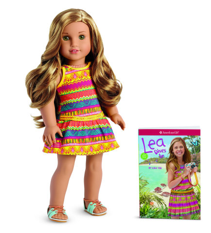 American Girl 2016 Girl of the Year available at Kohl's stores (in-store only) starting October 3 (Photo: Business Wire)