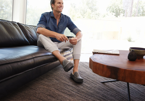 UGG For Men Fall campaign takes a tongue-in-cheek approach to elevating downtime (Photo: Business Wire)