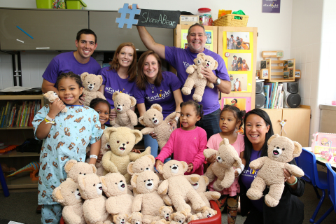 To kick off the Snuggle #ShareABear campaign and in celebration of National Teddy Bear Day (Sept 9), ...