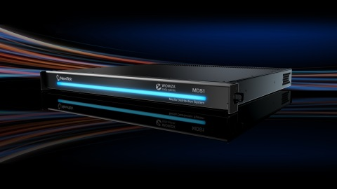 The MDS is a fully integrated hardware and software solution merging NewTek's industry-leading live production technology with the powerful, proven Wowza streaming software. The result is the industry's first integrated production system establishing a direct link between the producers who create the content and the viewers that consume it.