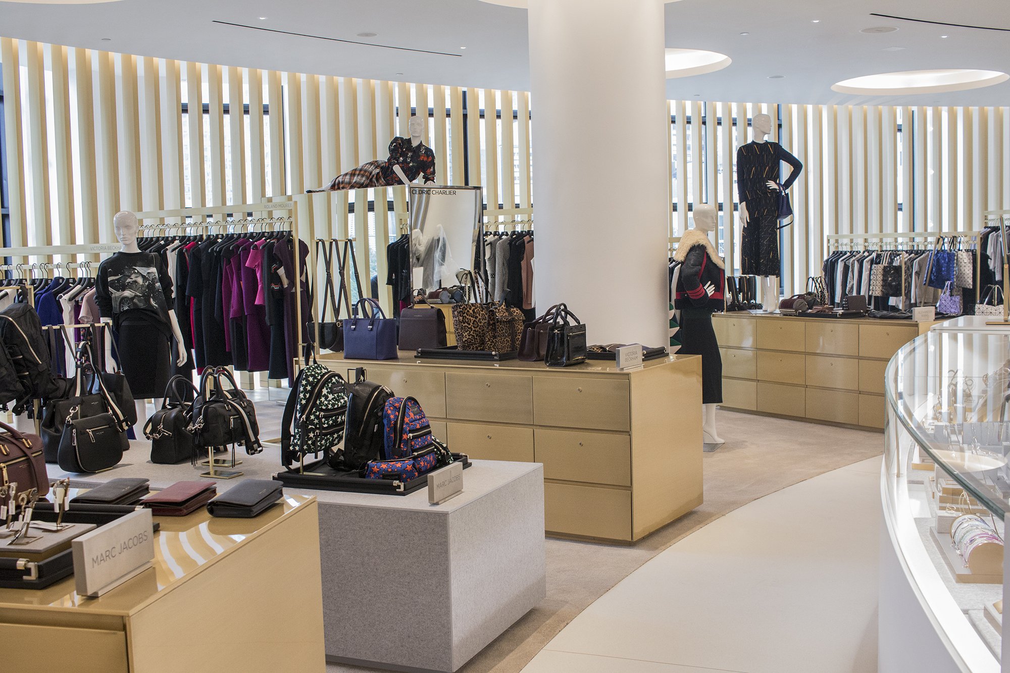 14605649b59 Saks Fifth Avenue Unveils Second New York City Store