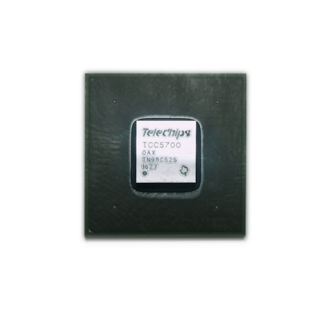 TCC5700 chipset (Photo: Business Wire)