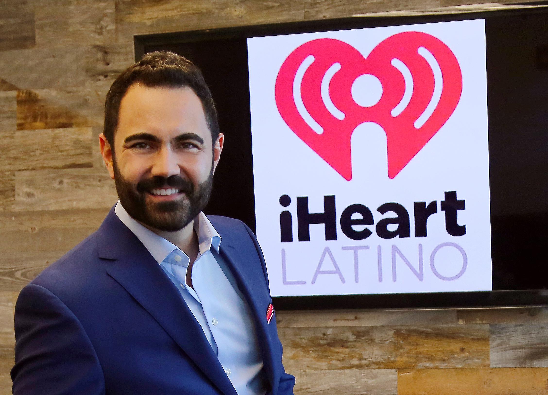 iHeartMedia and Hispanic Radio Legend Enrique Santos Form