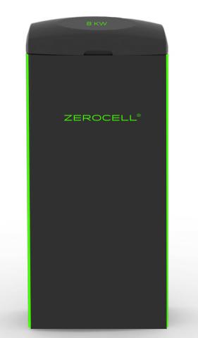 ZEROCELLは、オープンソースのスマートデジタルIoTエコシステムにおいて、中枢部として機能する多機能アプライアンスです。プラグ&プレイ・システムのZEROCELLは、既存の家と新築の家の両方をシームレスにスマートゼロエネルギーホームに変えることができ、オンサイトで発電したエネルギー、もしくは電力網によって送電されたオフサイトの再生可能エネルギーを貯蔵・管理します。多機能アプライアンスのZEROCELL(4KW、8KW、12KW、16 KW)は、住宅、ビル、ブロックチェーン区域のためのオールインワン型エネルギー貯蔵・中枢システムです。ZEROCELLの製造ネットワークは5大陸を網羅し、世界規模で販売しています。ZEROCELLワールドワイドは、HOUZEやその他の世界有数の企業が開発した革新的で破壊的技術を商業化しています。(画像:ビジネスワイヤ)
