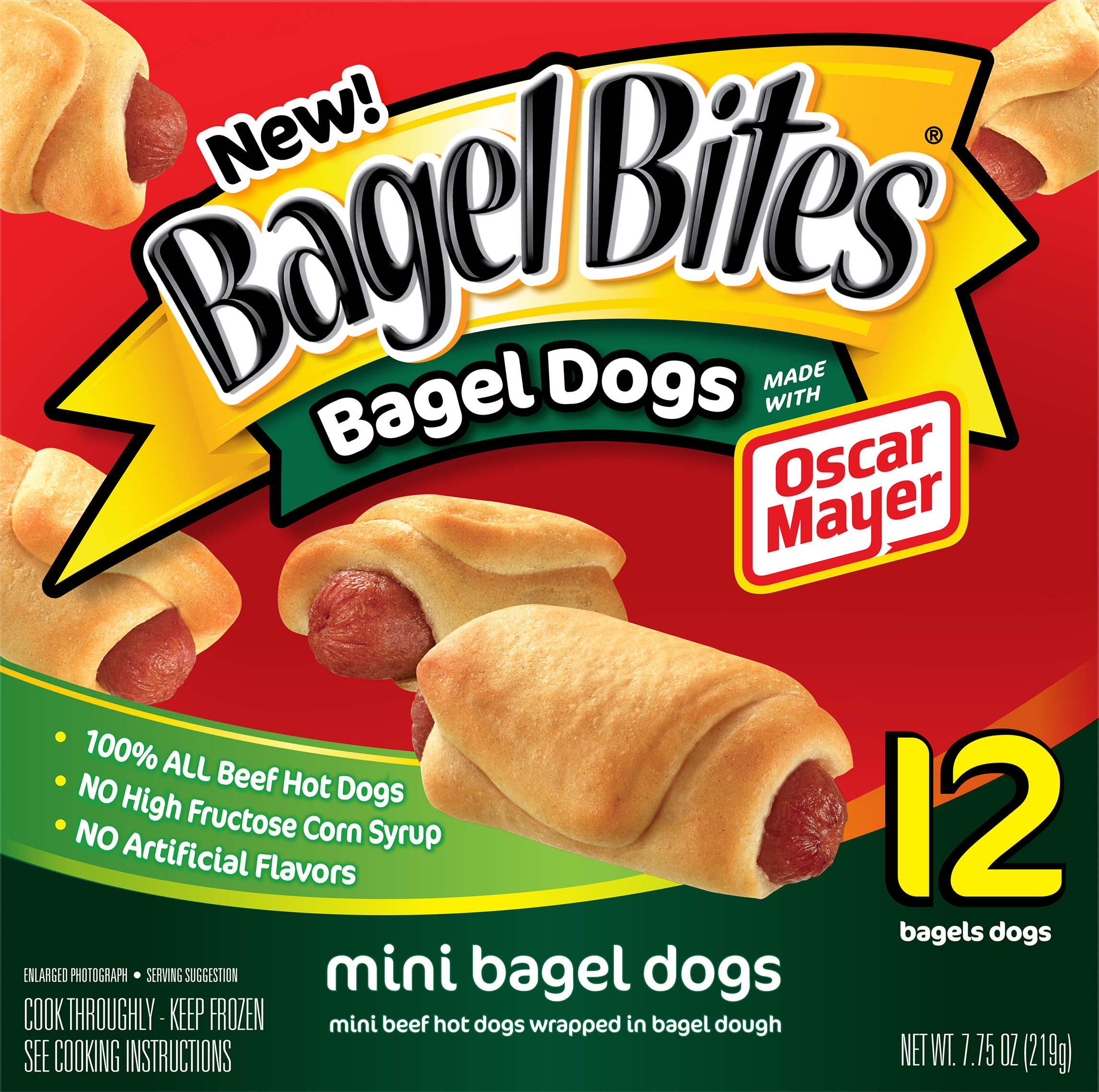 Bagel Bites Mini Bagel Dogs Are Perfect After School Snacking besides 50 Of The Best Kids Lunch And Snack Ideas besides Fabulous Friday moreover Oscar Mayer Bacon Nutrition Label additionally Healthiest Unhealthiest Store Bought Hot Dogs. on lunchables dogs