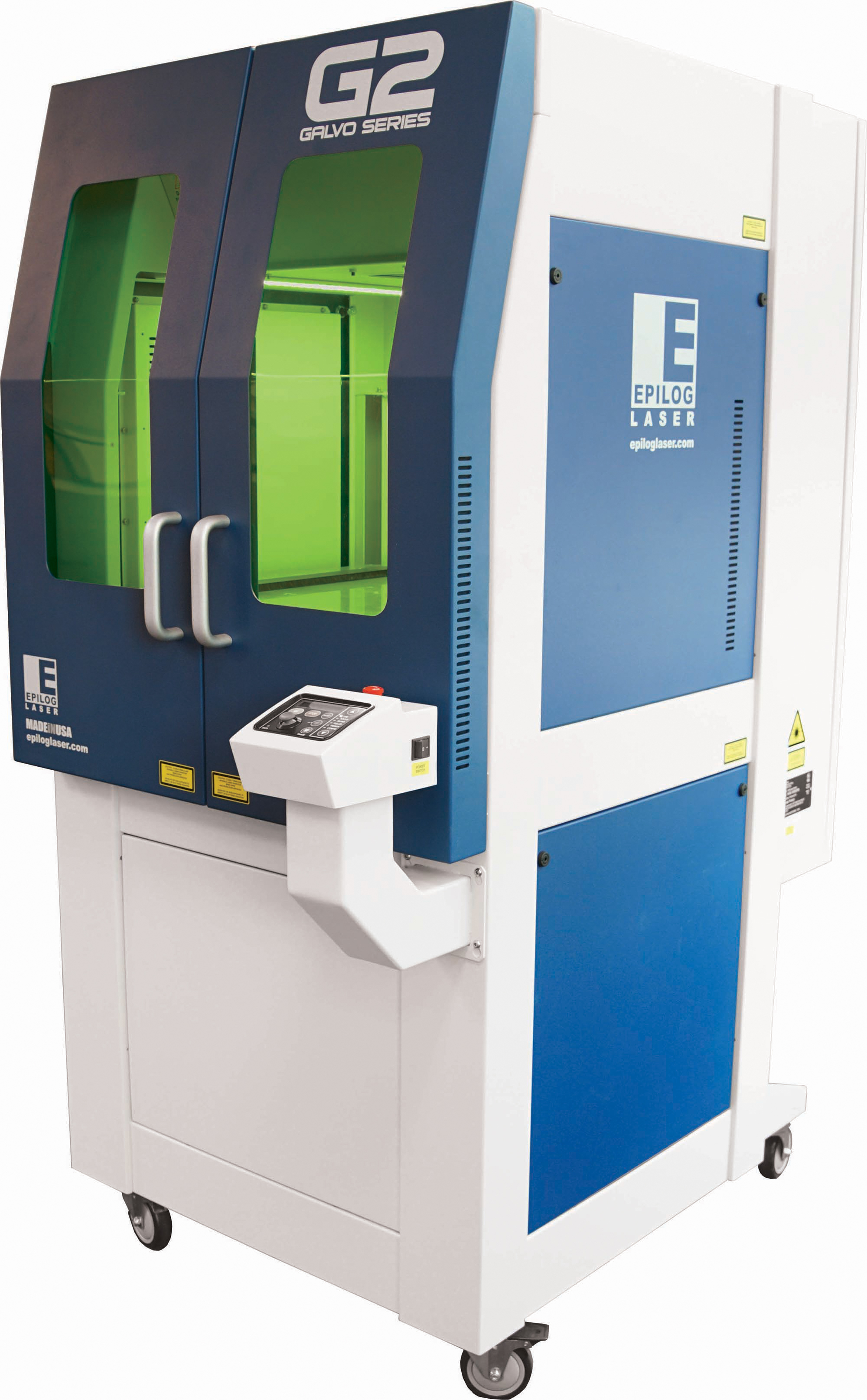 Epilog Laser Debuts G2 Galvo Laser System at IMTS | Business Wire