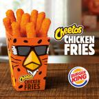 BURGER KING® Restaurants Introduce CHEETOS® Chicken Fries(Photo: Business Wire)
