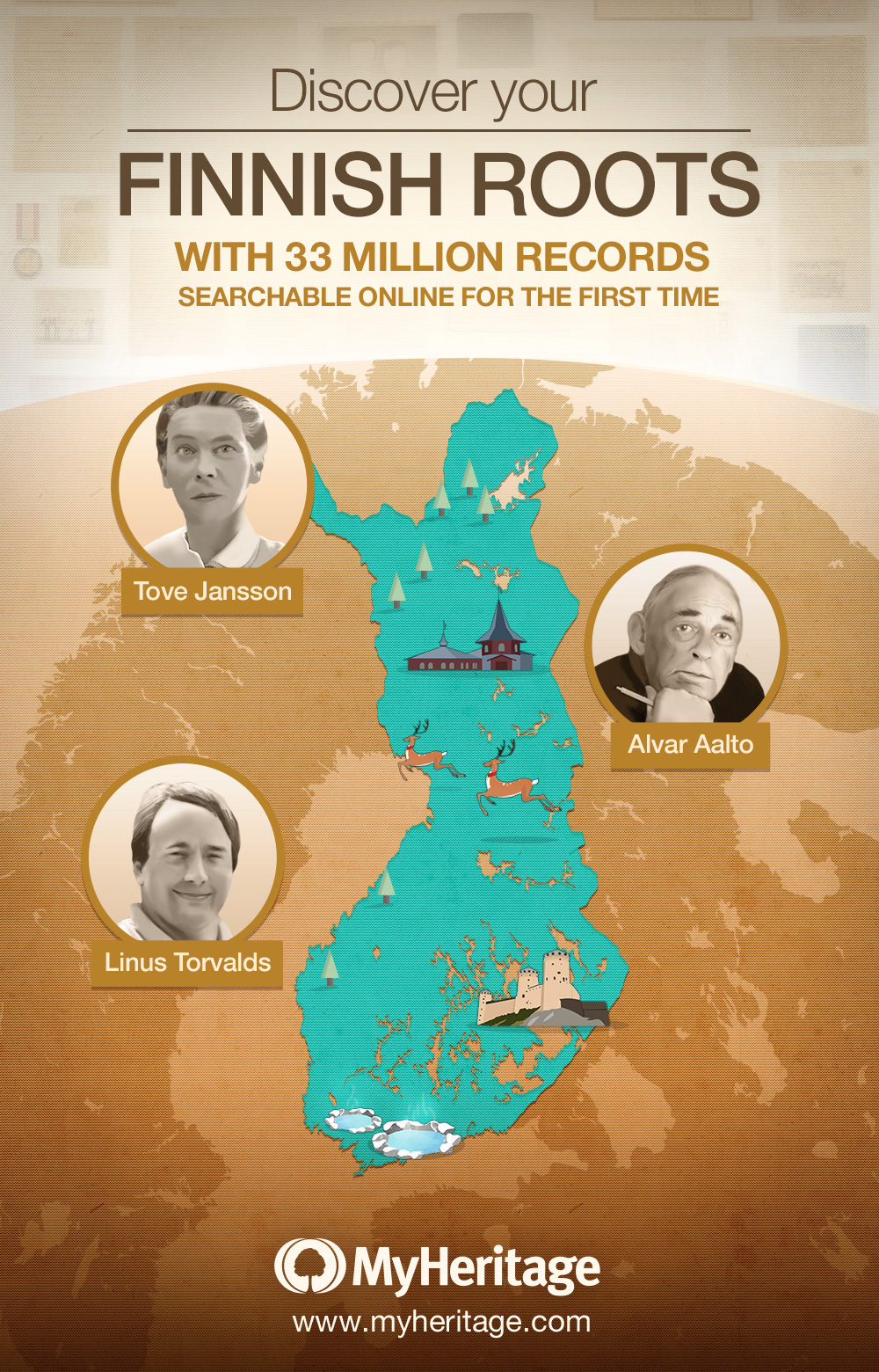 MyHeritage Releases Most Significant Collection of Finnish ...
