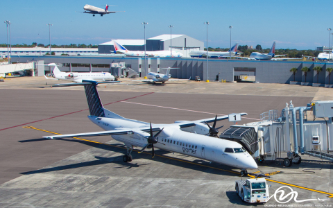 Porter Airlines announced a near 50% expansion of flights to Orlando Melbourne International Airport (MLB). (Photo: Business Wire)