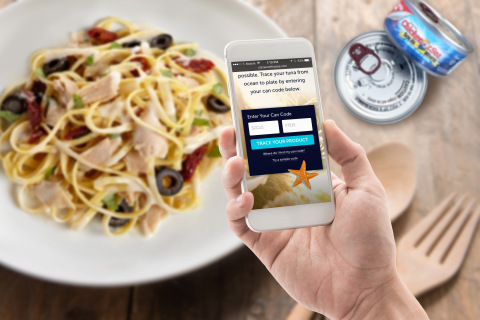 Chicken of the Sea® Launches Seafood Digital Traceability Initiative (Photo: Business Wire)
