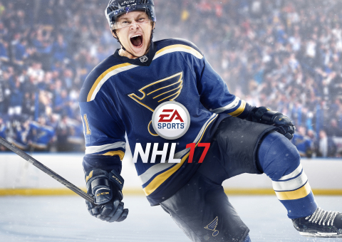 NHL® 17 Now Available on Playstation 4 and Xbox One (Graphic: Business Wire)