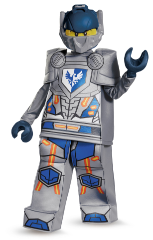A full line of LEGO® NINJAGO® and LEGO® NEXO KNIGHTS™ costumes and accessories will be available this Fall from Disguise, Inc., the Halloween costume division of leading toy manufacturer, JAKKS Pacific, Inc. (Photo: Business Wire)