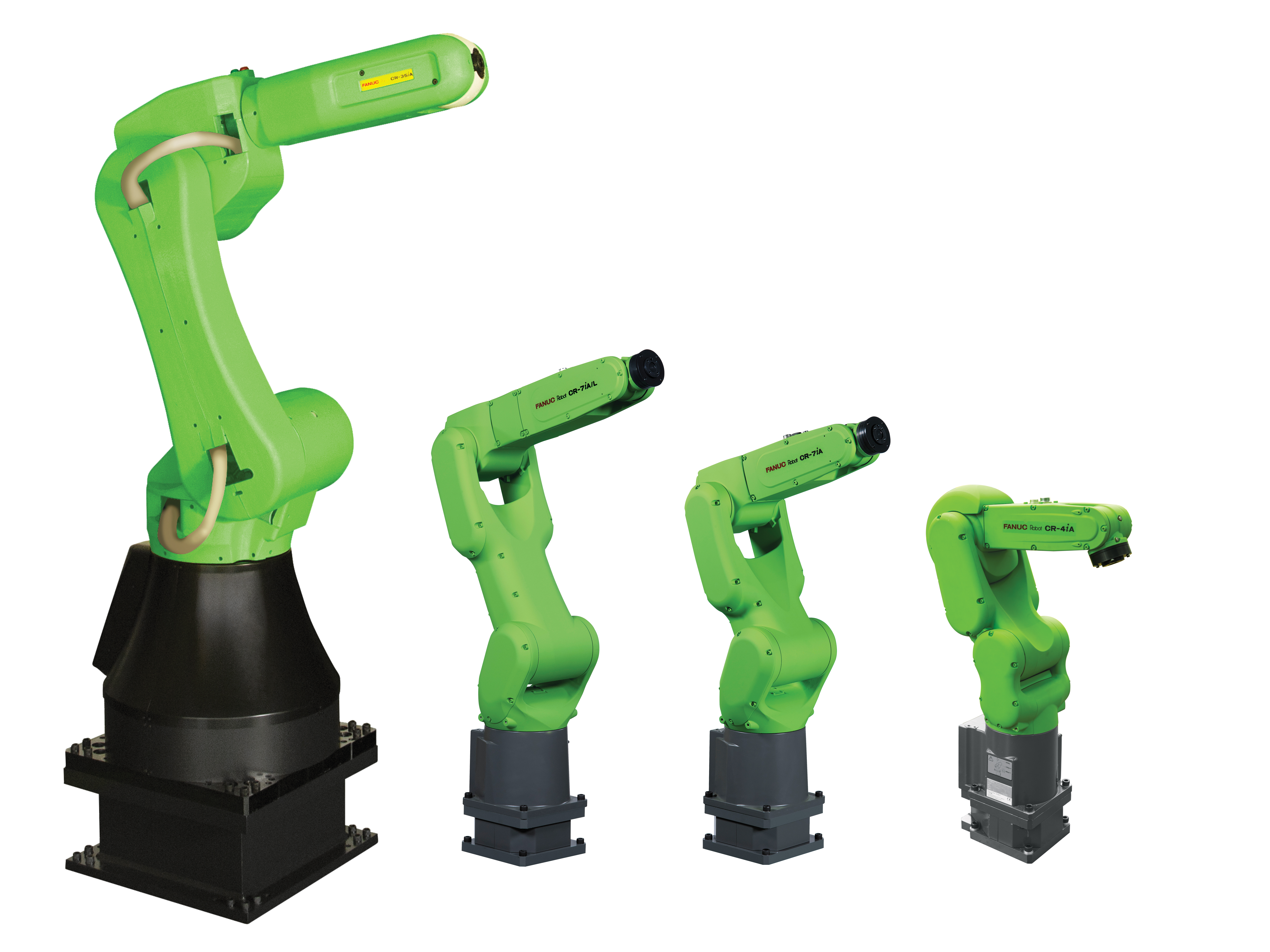 FANUC Introduces New Collaborative Robots in Human/Robot Interactive