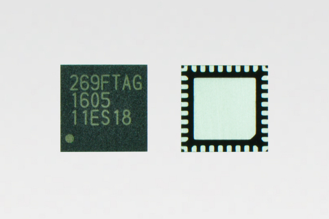 """Toshiba: a bipolar stepping motor driver """"TB62269FTAG,"""" offering a 40V high voltage and 1.8A current. (Photo: Business Wire)"""