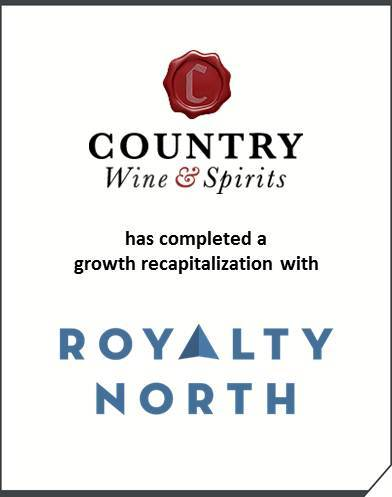 Intrepid served as exclusive financial advisor to Country Wine & Spirits. (Graphic: Business Wire)