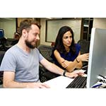 Pivots working in Pivotal's London Office. (Photo: Business Wire)