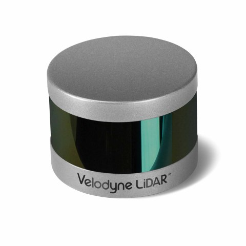 Velodyne LiDAR Puck Hi-Res™ sensor (Photo: Business Wire)