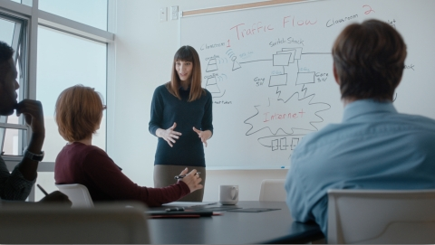 CDW helps customers develop and deploy the right solution with IT orchestration. (Photo: Business Wire)