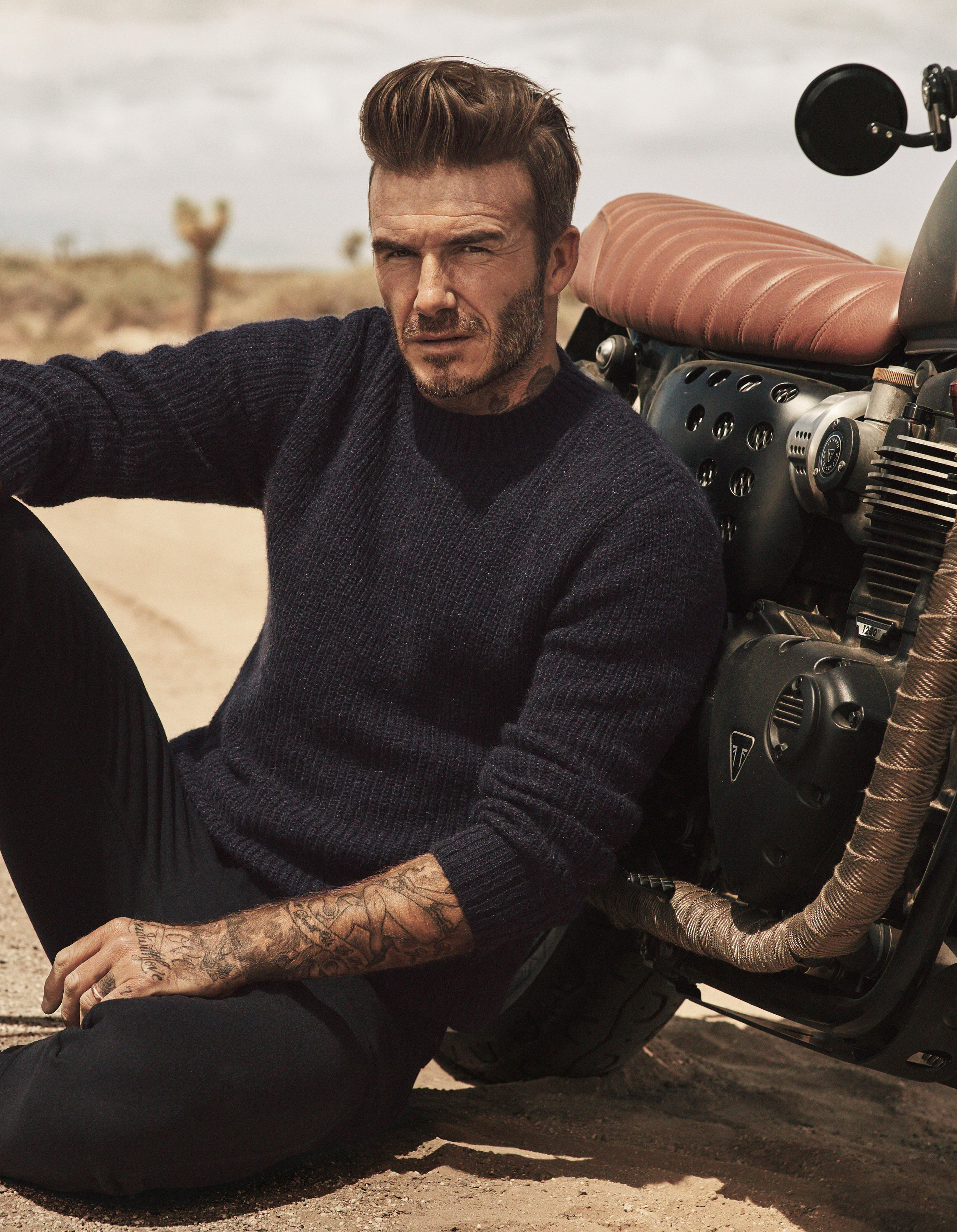 David Beckham And Kevin Hart Reunite For A Road Trip In New Hm