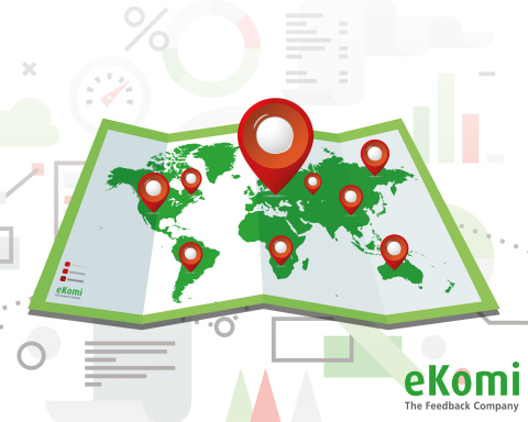 eKomi Announces Roll-Out of Reviews & Ratings Multi-Location Module for 5,000+ Agencies of One of the Worldwide Leading Insurance Companies (Graphic: Business Wire)