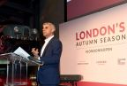Mayor of London Sadiq Khan attends the launch of London's Autumn Season of Culture at the Science Museum, London. (Photo by Anthony Devlin, PA Wire/Press Association Images) (Photo: Business Wire)