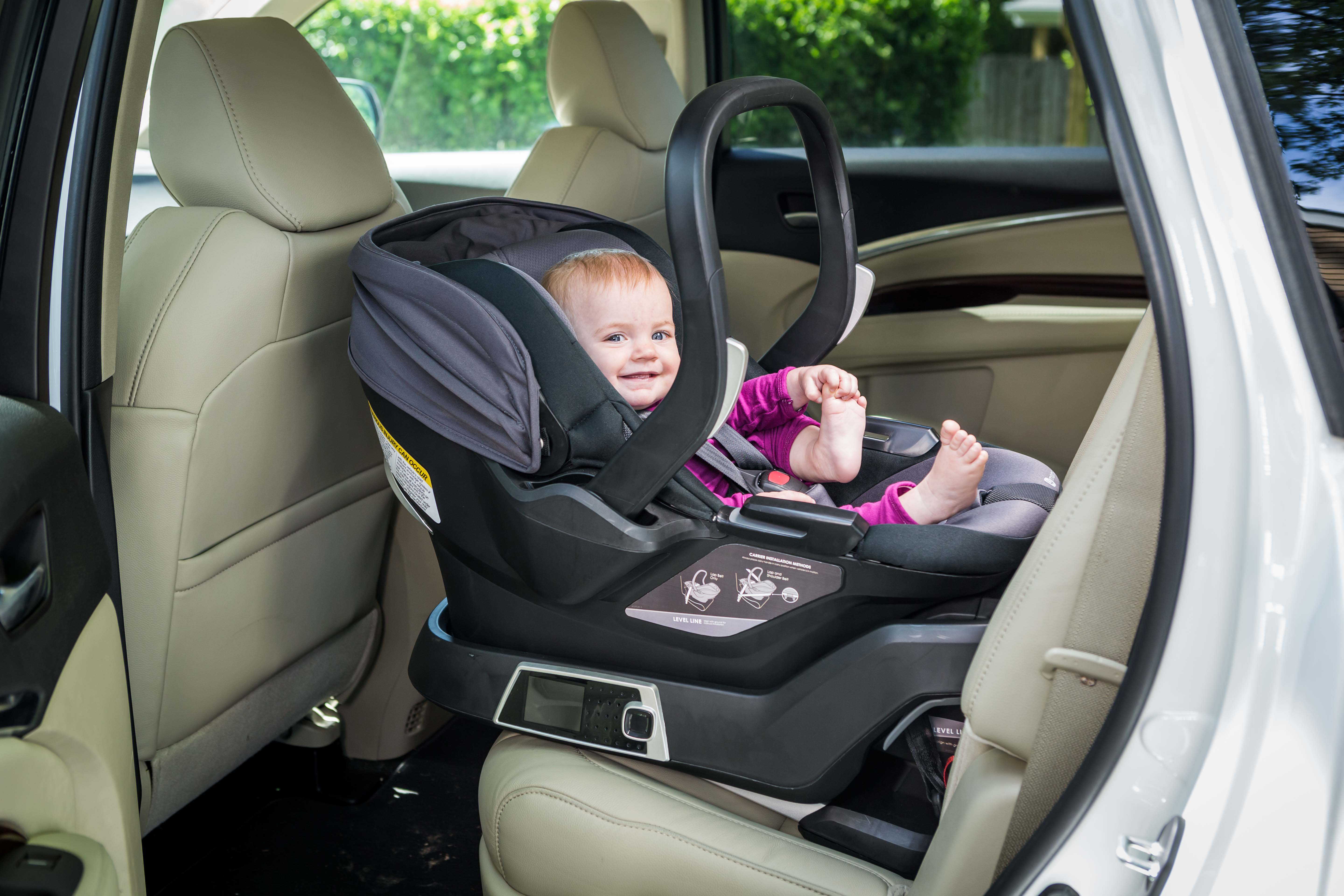 Child Passenger Safety Week: Self-installing auto seats