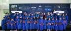 JetBlue celebrates the first graduates of its employer-sponsored college degree program - JetBlue Scholars. (Photo: Business Wire)