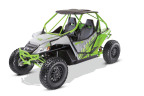 Arctic Cat's new 2017 model year Wildcat X LTD (Photo: Arctic Cat).