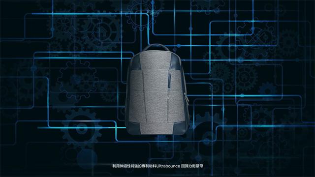 AGS FX Creations 首创识弹的背包系列, 彻底释放都市人的肩膀压力