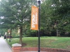 The University of Tennessee, Knoxville, IT department can deploy WiFi and security network cables using a centralized architecture that is concealable in lampposts and existing street works. (Photo: Business Wire)