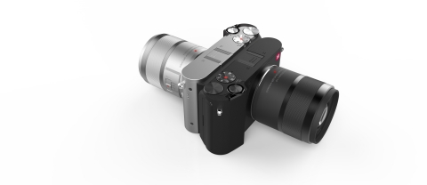 With its unique Master Guide feature, the YI M1 will enable photographers of all levels to capture beautiful images and video. (Photo: Business Wire)