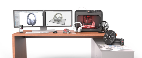 MakerBot for Professionals offers engineers and designers a faster and more effective way to develop ideas. (Photo: Business Wire)