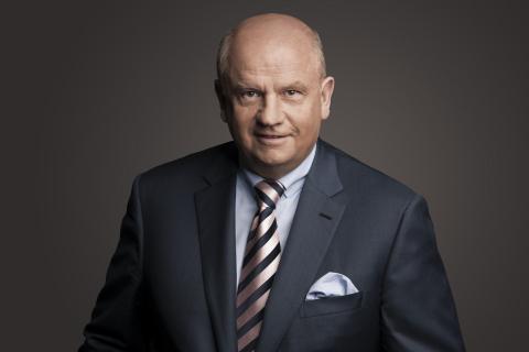 Martin Richenhagen, Chairman, President and CEO AGCO (Photo: Business Wire)