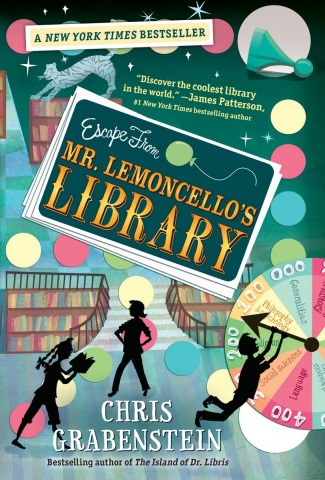 """Nickelodeon Brings to Life """"Escape from Mr. Lemoncello's Library,"""" an Original TV Movie Based on Nat ..."""