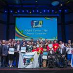 KWNグローバルコンテスト2016はブラジル・リオデジャネイロで開催(写真:ビジネスワイヤ)