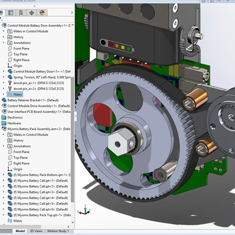 Dassault Systèmes' SOLIDWORKS 2017 3D design and development portfolio enhances designers' productiv ...